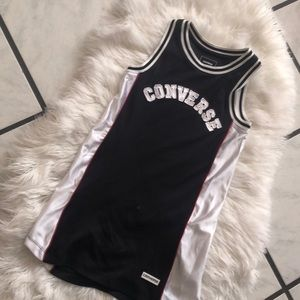 Converse kids Girls Jersey dress size S